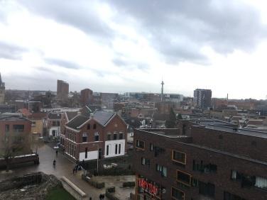Enschede city view copy