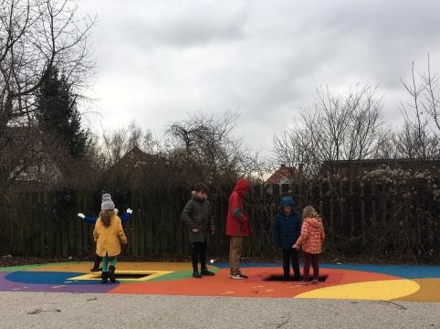 Cz trampoline park