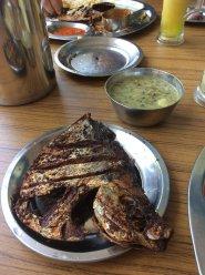 Kerala canteen lunch 2