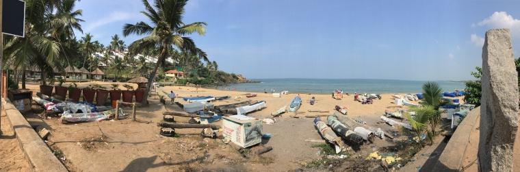 Kovallam Beach