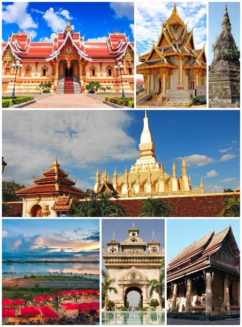Vientiane_montage