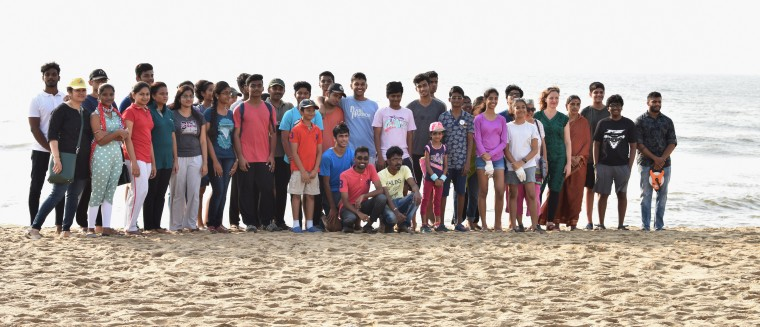 KATHARINE OWENS-ADYAR-BEACH-CLEAN-UP-MAY-22ND-2019