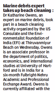 Owens The Times of India